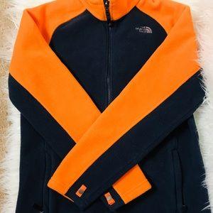 The North Face Full Zip Fleece Sweatshirt
